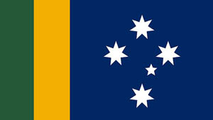 Ausflag sporting flag