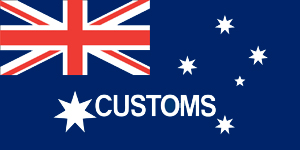 Australia Customs