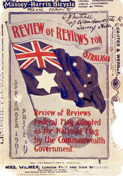 Review of Reviews cover