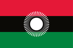 New Malawi flag