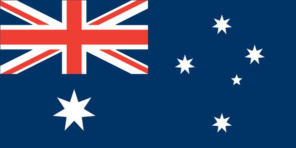 [Flag of Australia]